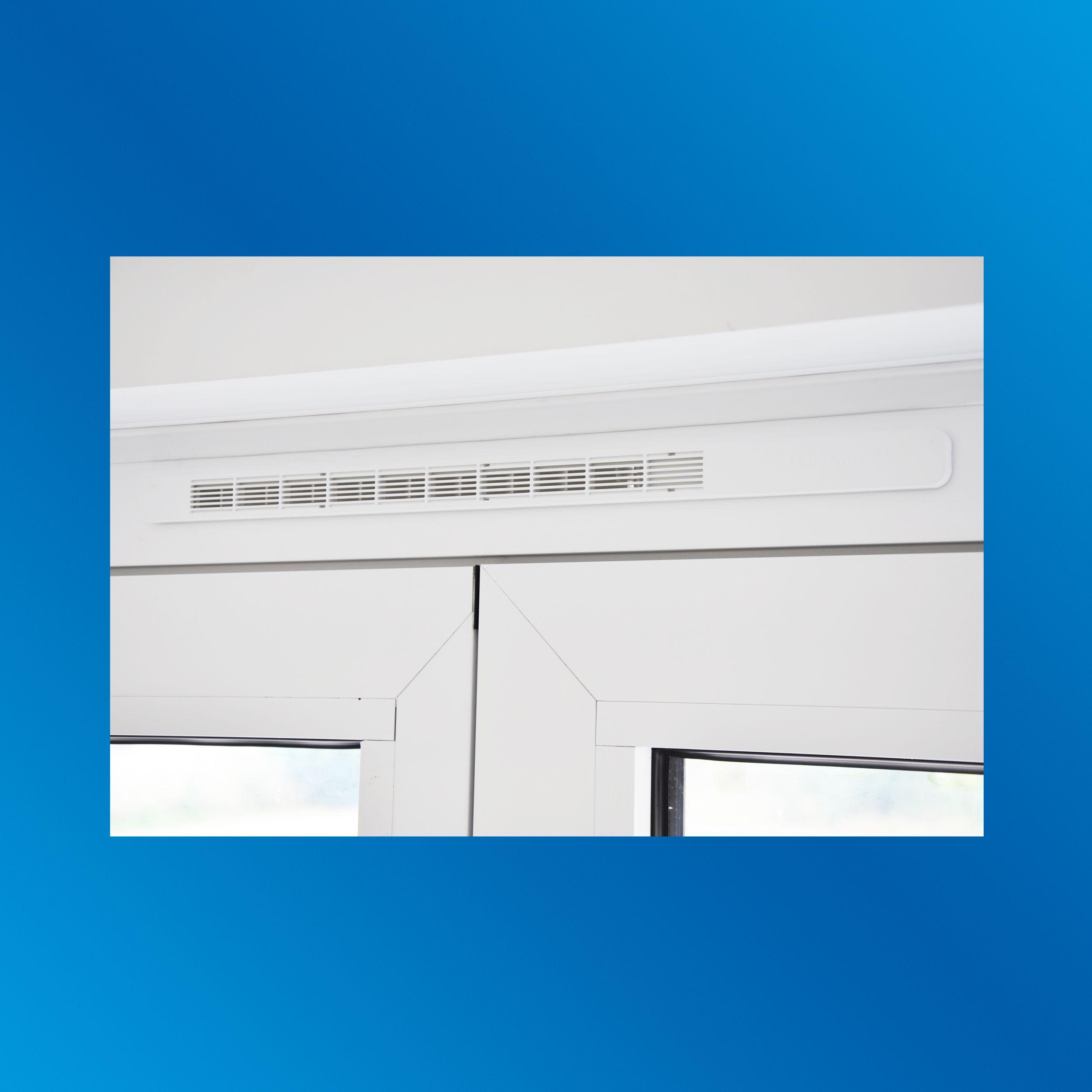 Fensterlüfter AirTronic Innenansicht