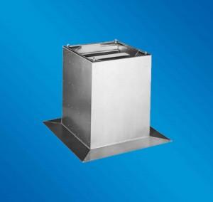 Schalldämmsockel für Dachventilator