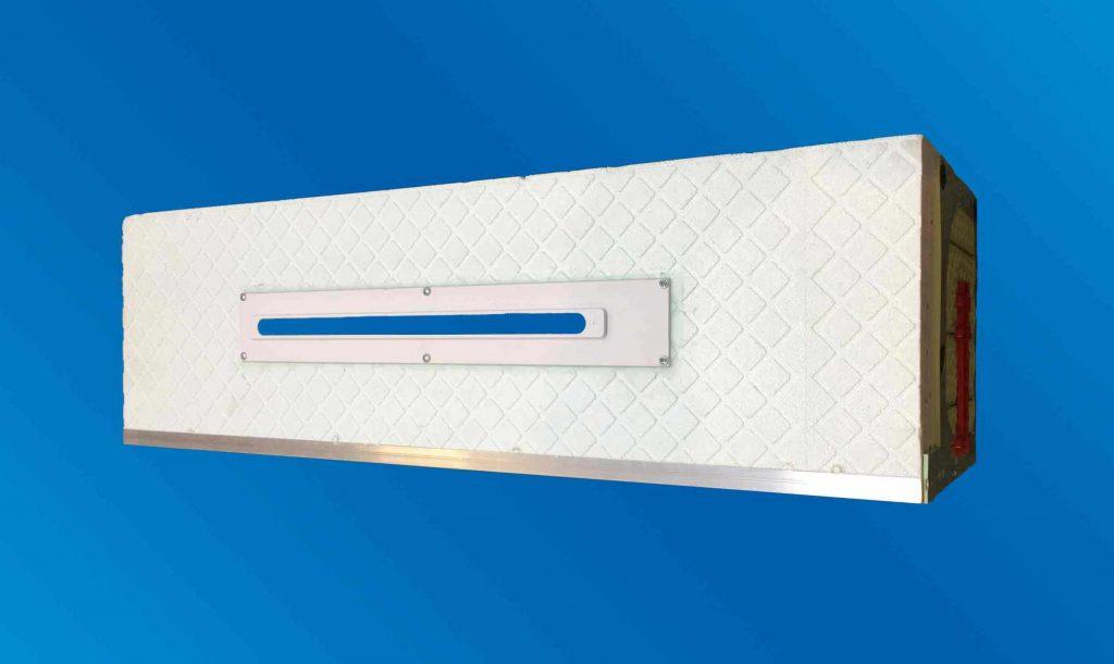 AirTronic Fensterlüfter im Rollladenkasten