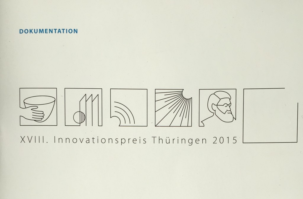 XVIII. Innovationspreis Thüringen 2015