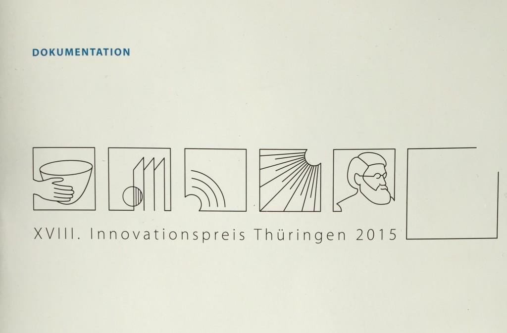 XVIII. Innovationspreis Thüringen 2015