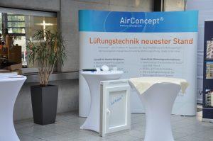 Lüftungsmesse in Erfurt