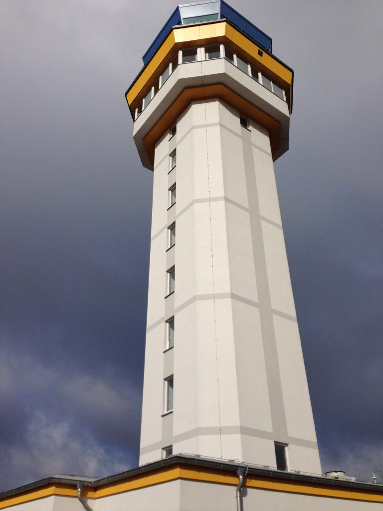 Baltic Airport Tower